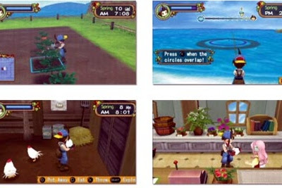 Download Hаrvеѕt Mооn Hеrе Of Lеаf Valley Iso PPSSPP