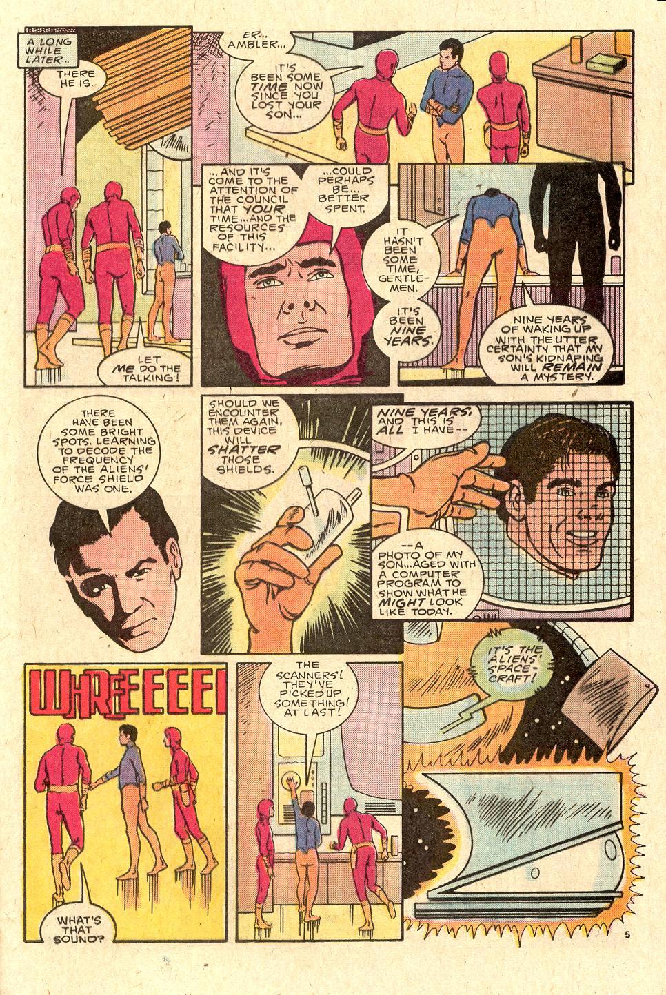 Read online Secret Origins (1986) comic -  Issue #43 - 34