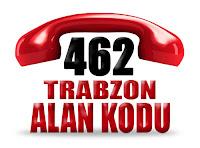 0462 Trabzon telefon alan kodu