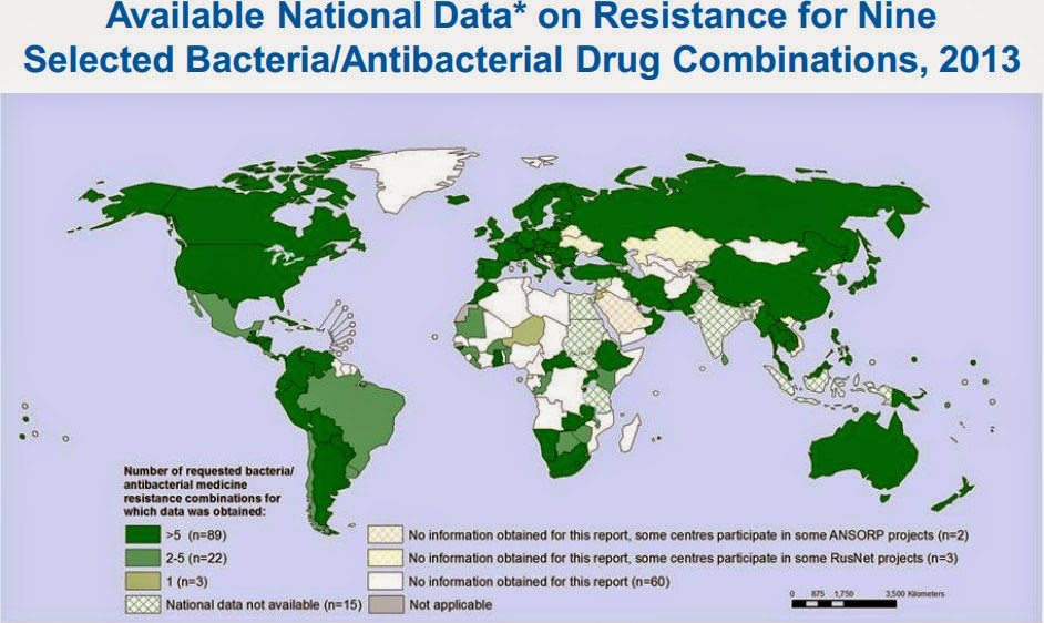 Resisting Concept Antibiotics Map Bacteria