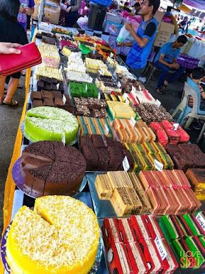 Pilih Makanan Di Bazar Dengan Bijak