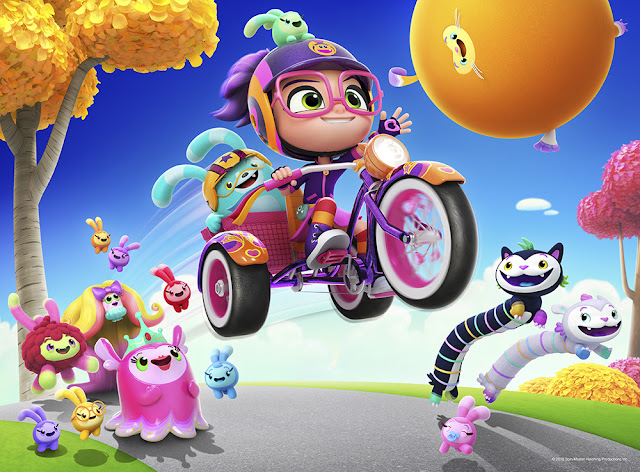 Nickelodeon Junior France to Premiere 'Abby Hatcher' on Monday 28th September 2020