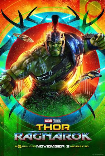 Thor: Ragnarok (BRRip 720p Ingles Subtitulada) (2017)