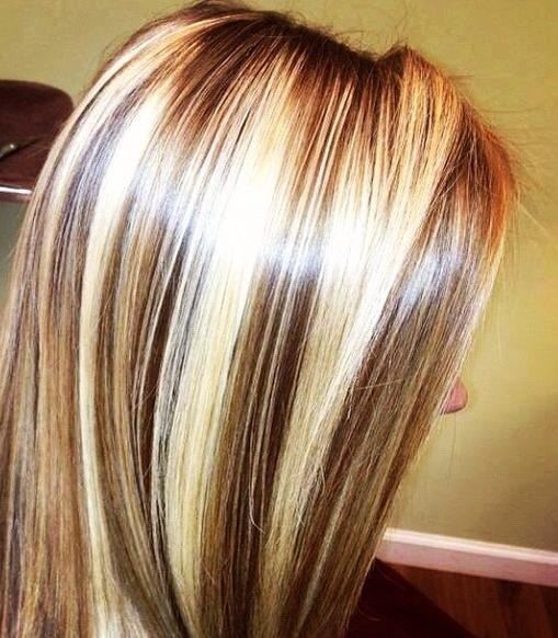Chocolate Blonde Hair Color 6
