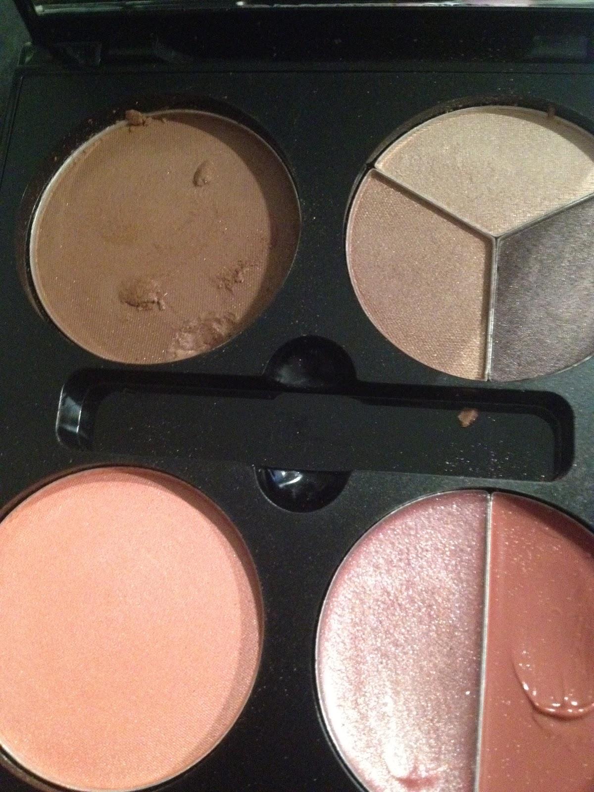 Makeover Essentials Makeup Reviews: Monochrome And Lace: Makeup Tutorial: Makeover Essentials