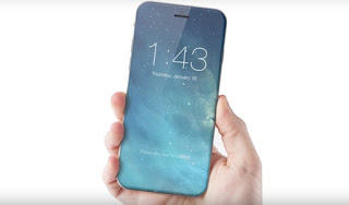 iphone 8 new screen technology