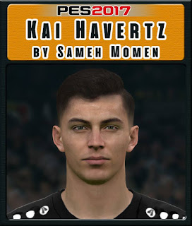 PES 2017 Faces Kai Havertz by Sameh Momen
