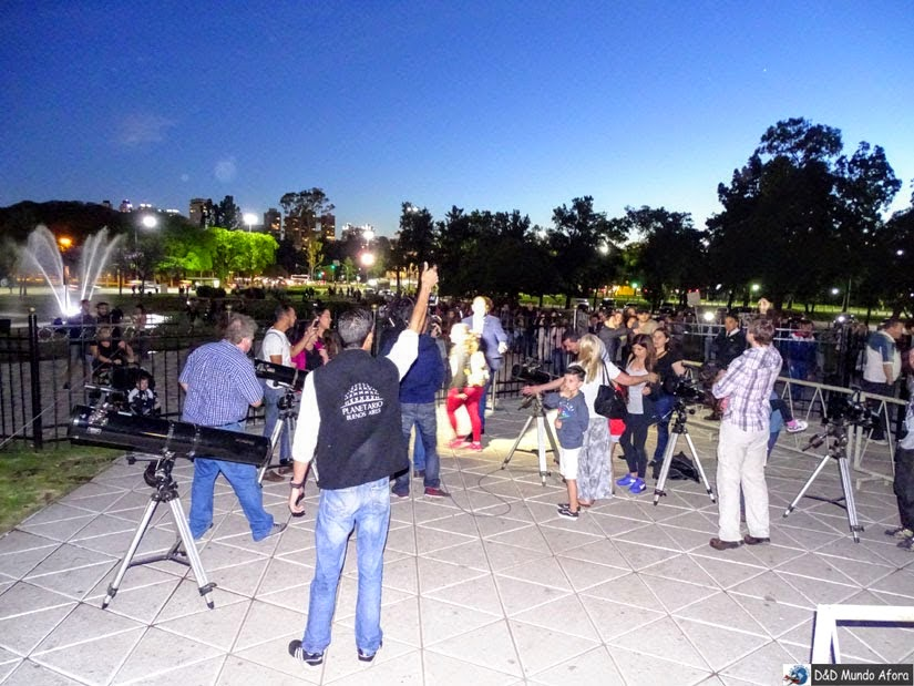 Planetário Galileo Galilei-Buenos Aires (ARgentina)