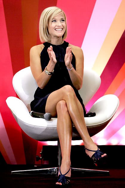 Skinny Sweets And Treats Reese Witherspoon On Her