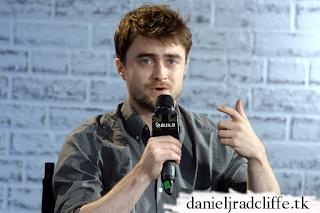 Daniel Radcliffe on AOL Build London