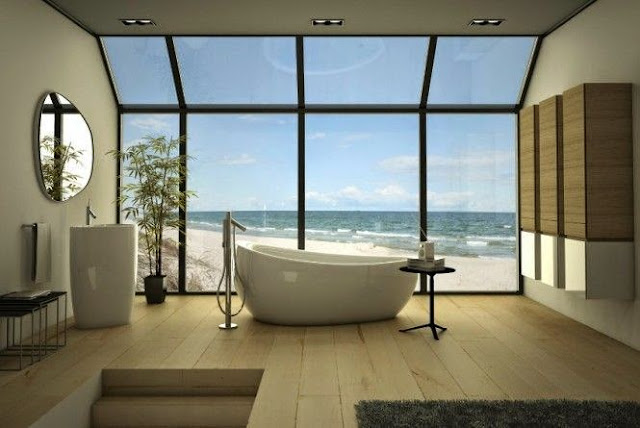 Extraordinary Bathroom Designs picture