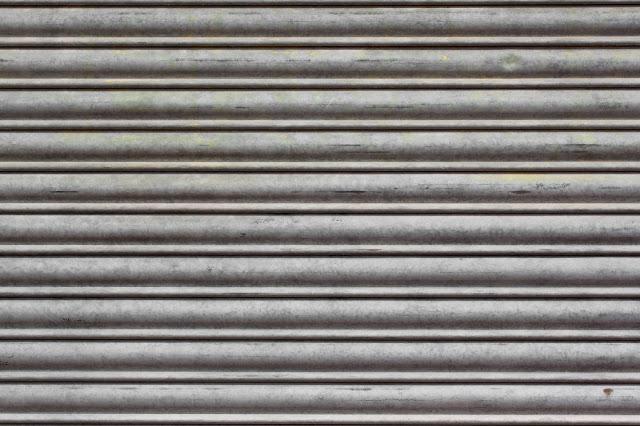 Metal Shutter Texture 4664x3109