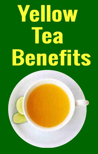 7 yellow tea benefits