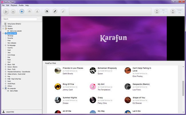 KaraFun Player 2 6 0 Build 9 Multilingual - NabillaSoft