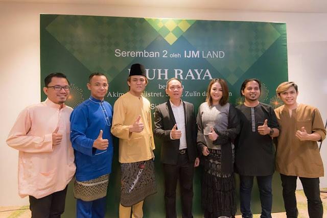 Riuh Raya 2017, IJM Land Seremban 2 Sales Gallery,