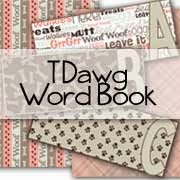 Fancy a 'Dawg' theme wordbook?