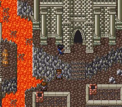 Nekketsu Tairiku: Burning Heroes - Fire City