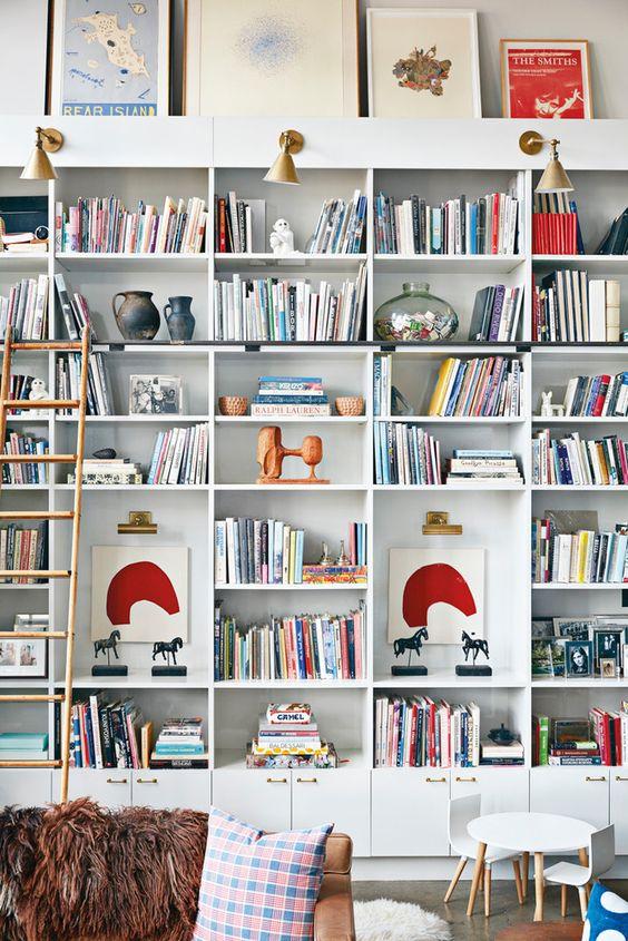 Beautiful Book Storage Ideas