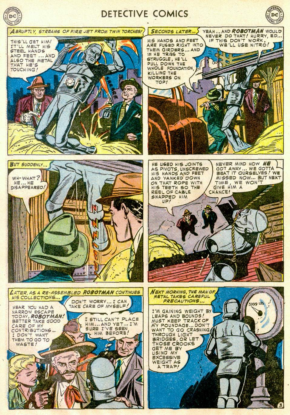 Read online Detective Comics (1937) comic -  Issue #181 - 26