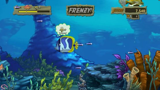 Download Feeding Frenzy 2 Shipwreck Showdown game for pc highly compressed