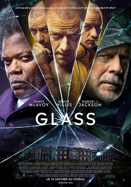 Film Glass L'Agenda Mensuel - Janvier 2019