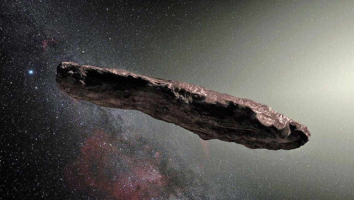 Oumuamua, la storia dell'asteroide che sembra una Nave Spaziale di Alieni | Spazio News