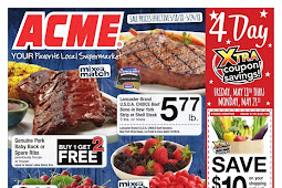 Acme Weekly Ad May 25 - 31, 2018