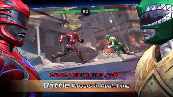 Power Rangers: Legacy Wars Mod Apk Latest Version