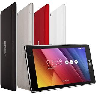 Harga dan Spesifikasi Asus Zenpad C 7.0, Tawarkan Quad core 1 GB RAM