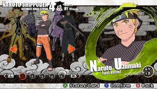 Mod Texture Naruto [Last Battle] NSUNI