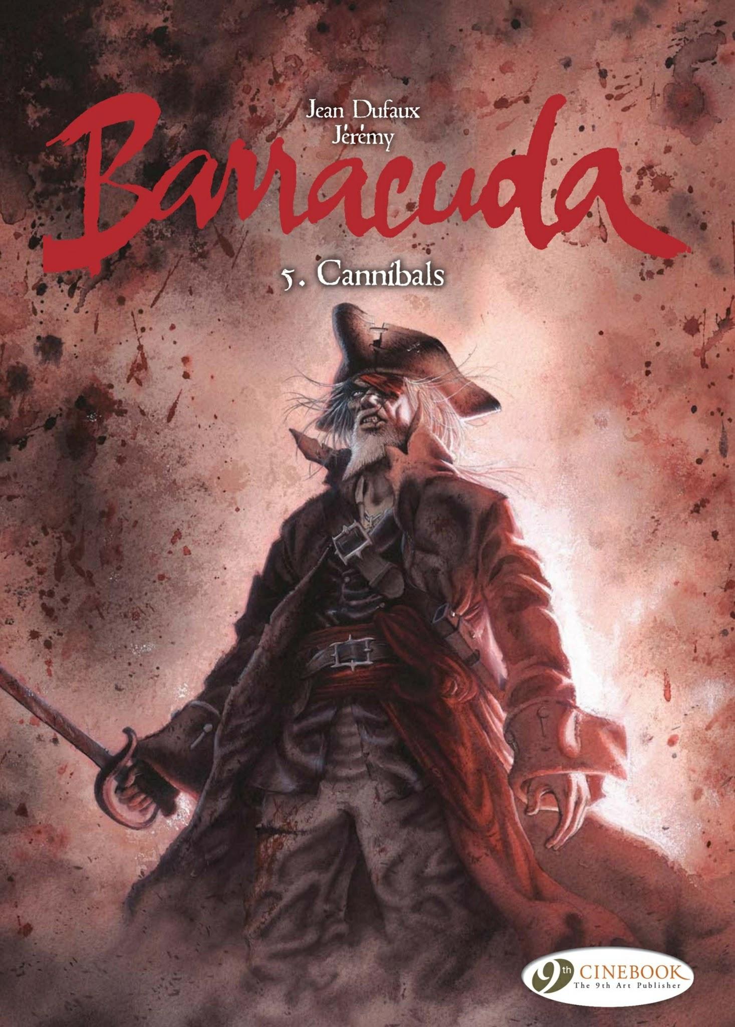 Barracuda 5 Page 1