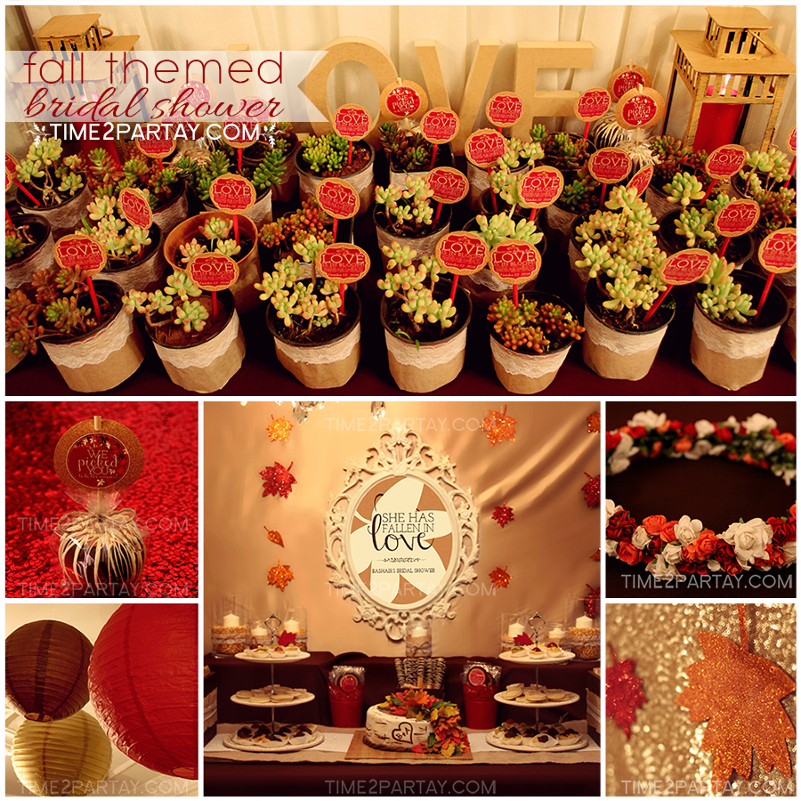19 Fall Party Ideas Everyone Will Want to Copy - She Tried ...