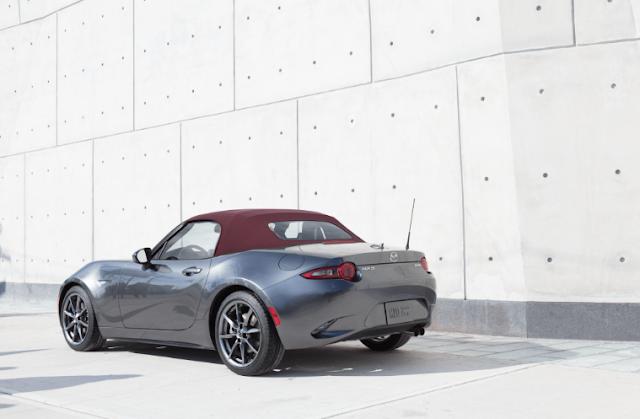 Mazda Miata 2018