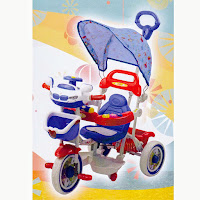 pmb police baby tricycle
