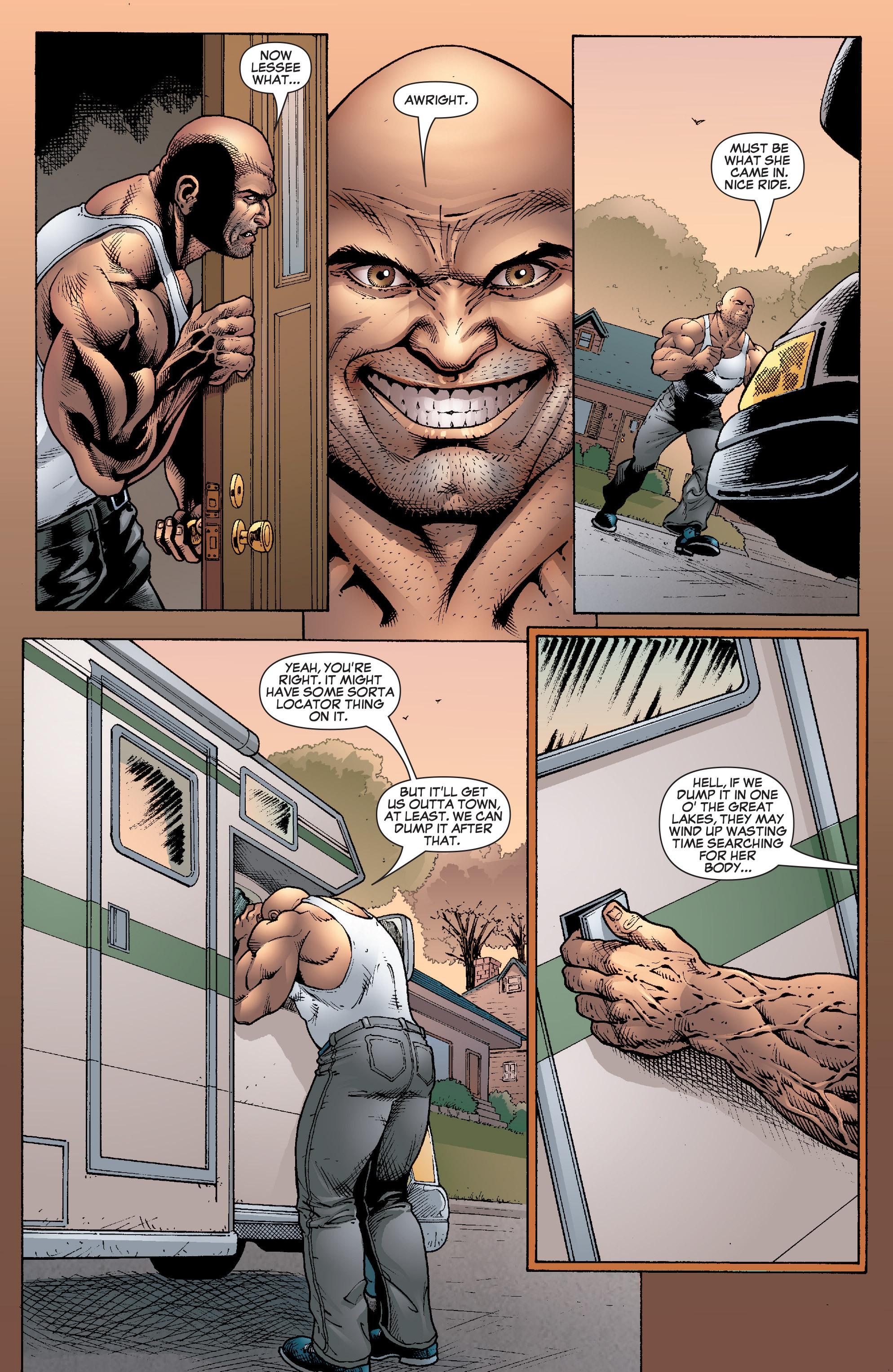 Read online She-Hulk (2005) comic -  Issue #22 - 16