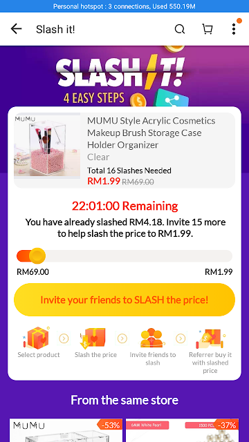 Super Beauty Day Slash It Game -