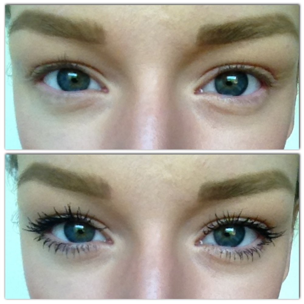 1f450f1fec0 A picture of Before and After with Benefit They're Real mascara