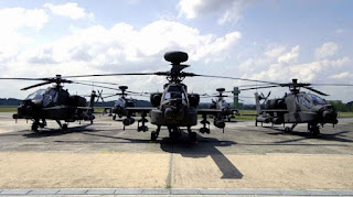 Helikopter Serang Apache TNI AD Hasil MEF II