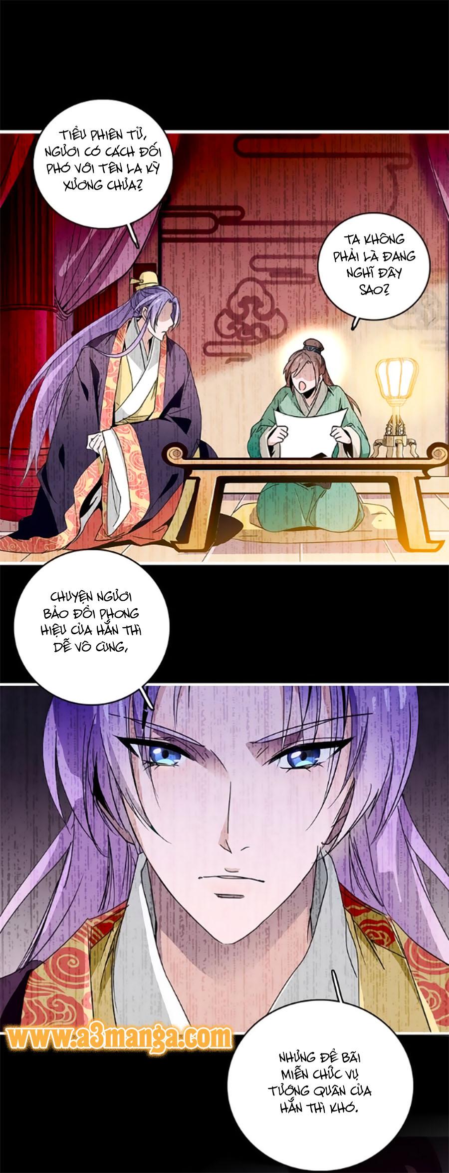 Hoàng Thượng! Hãy Sủng Ái Ta Đi! Chap 14