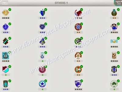 Logo Quiz Football Clubs Others 1 Level 7