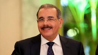 Presidente Danilo Medina felicita a los Tigres del Licey