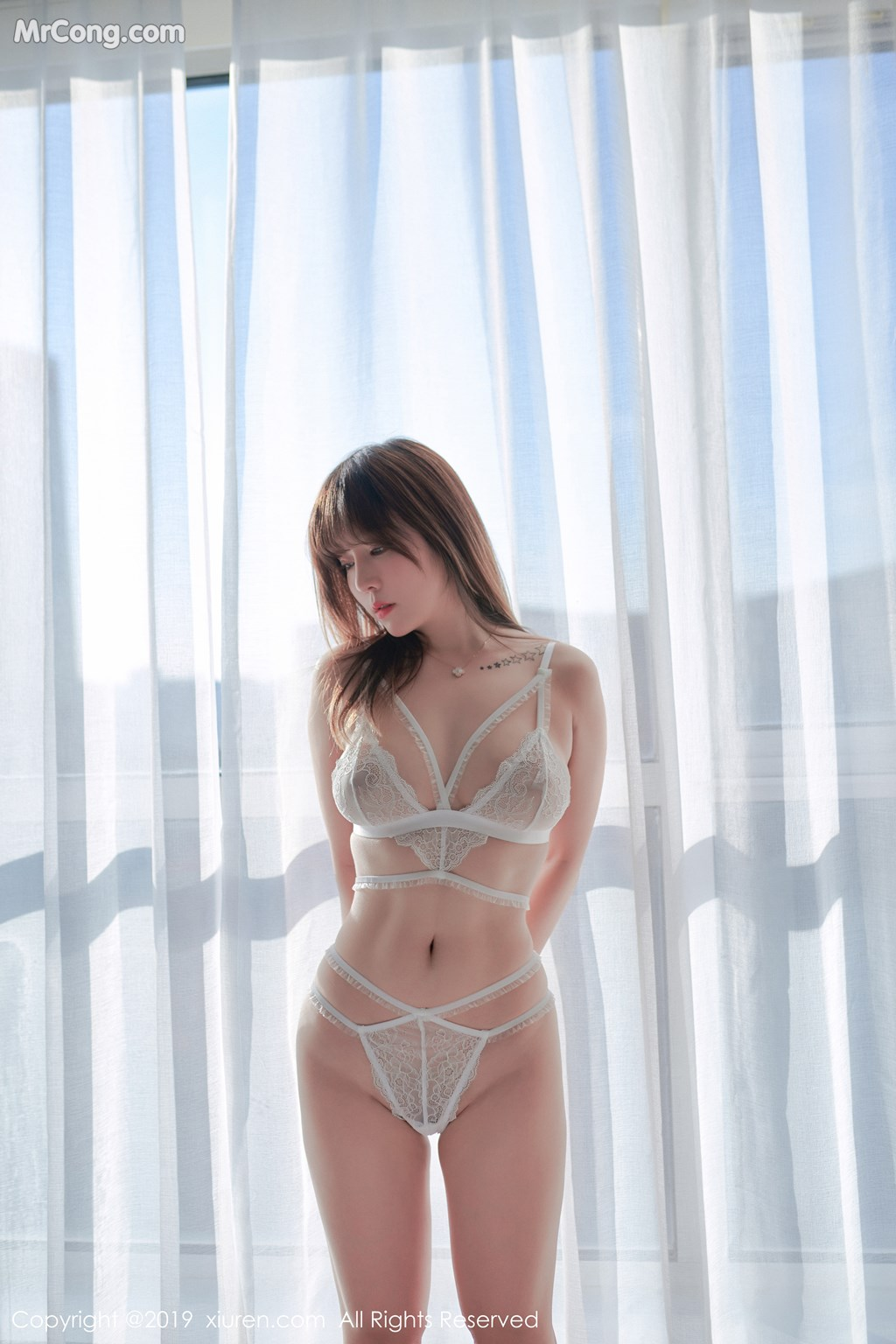 Image XIUREN-No.1363-Wang-Yu-Chun-MrCong.com-023 in post XIUREN No.1363: Wang Yu Chun (王雨纯) (42 ảnh)