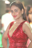 Parul Yadav in Sleeveless Deep Neck Red Gown at IIFA Utsavam Awards March 2017 009.JPG