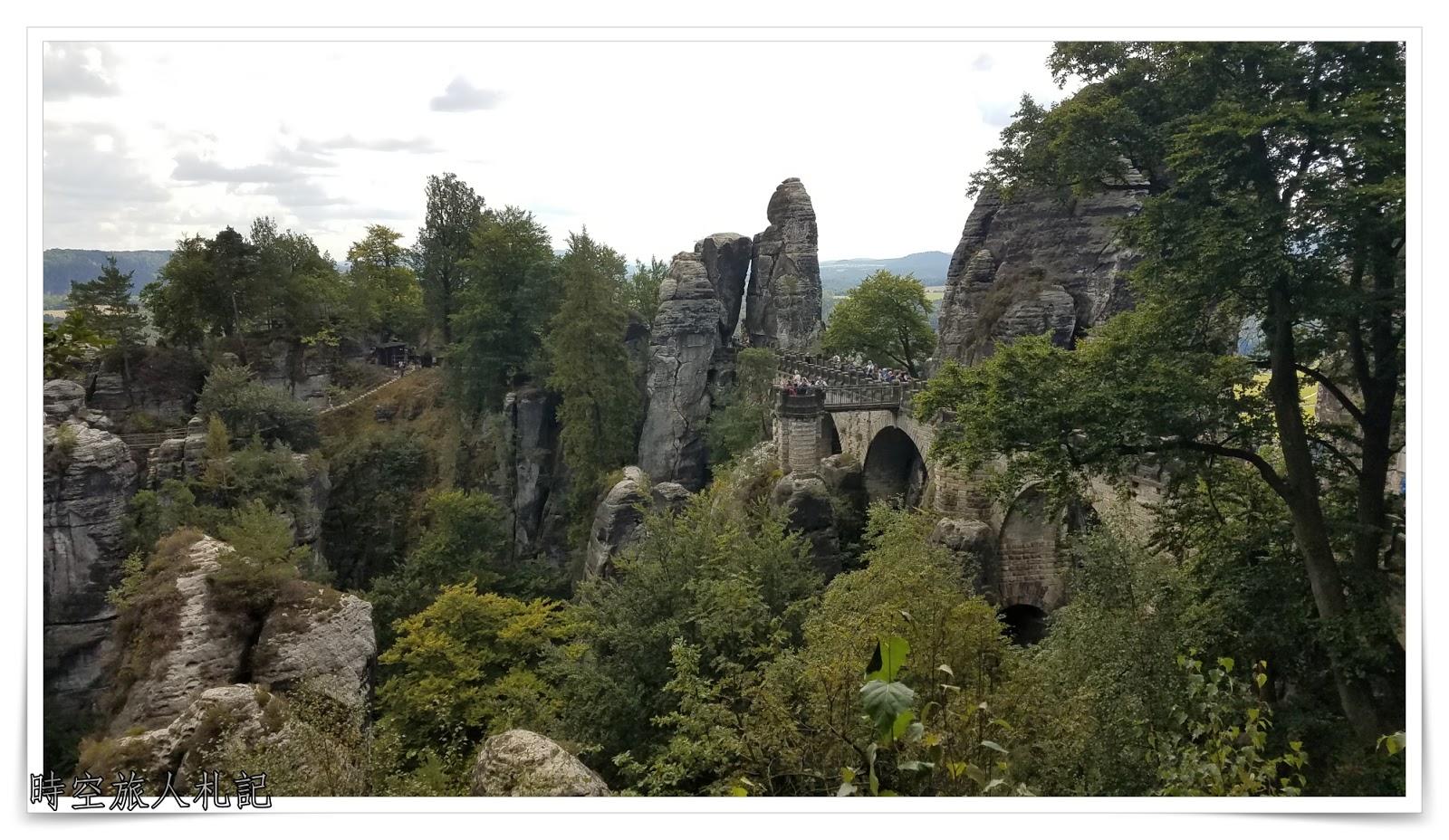 德勒斯登Dresden周邊一日遊: Bastei薩克森小瑞士國家公園、Schloss Pillnitz皮爾尼茲宮