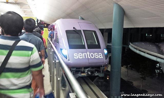 Sentosa Train