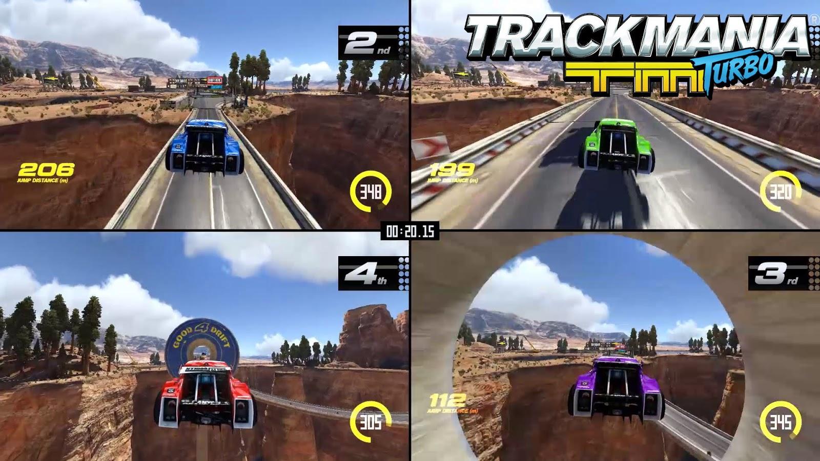 Download Trackmania Turbo-CODEX Terbaru 2016 - TC Blog