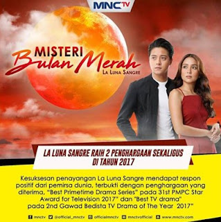Sinopsis Misteri Bulan Merah MNCTV Episode 76 - 80