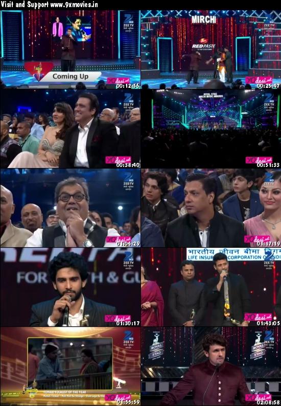 Mirchi Music Awards 2016 Main Event 480p HDTV