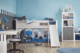 Kidsgigant.nl: leuke kleuren voor de kinderkamer