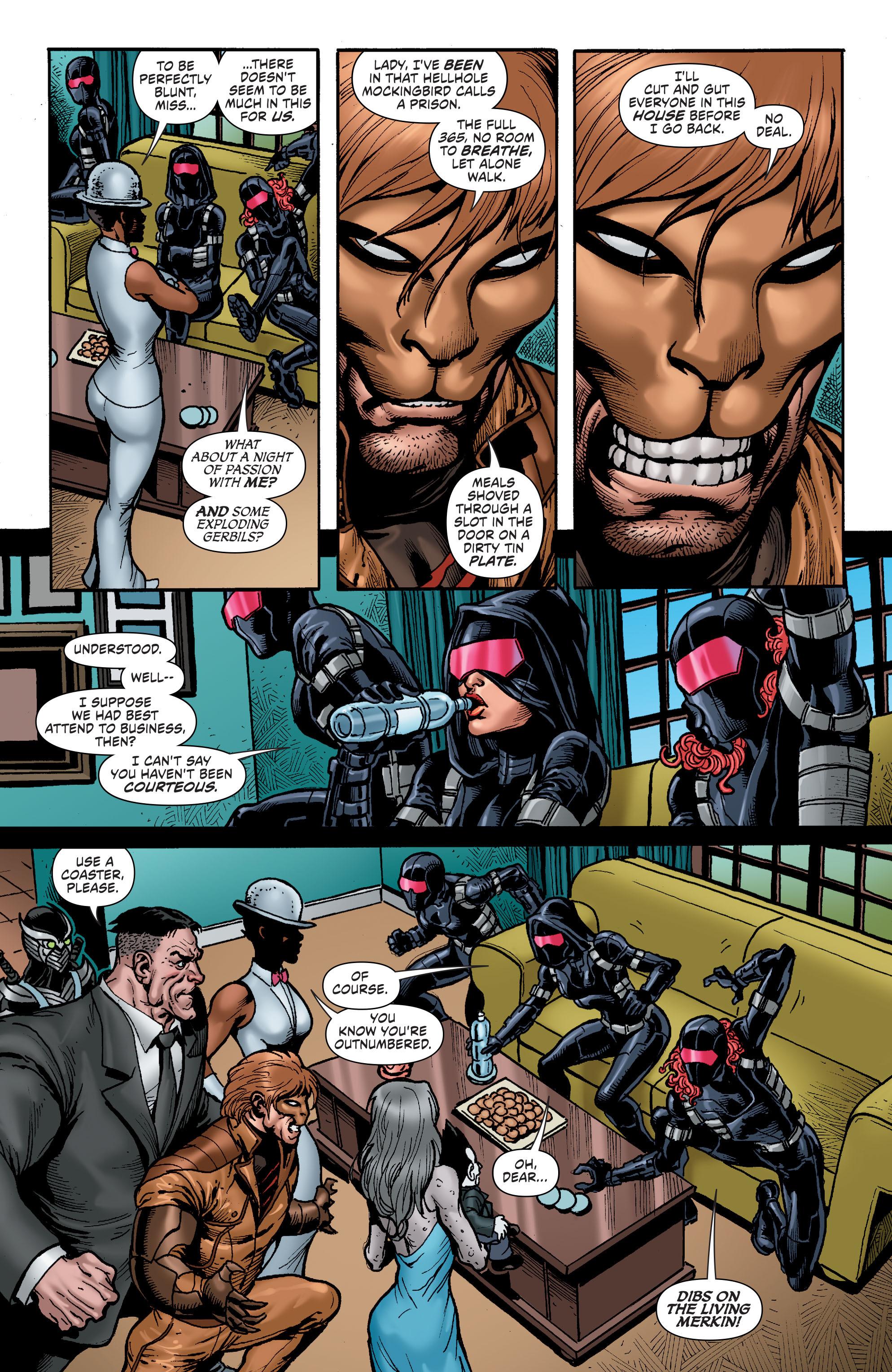 Read online Secret Six (2015) comic -  Issue #4 - 15